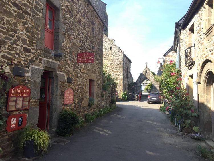 9 - Visite à vélo - Bretagne