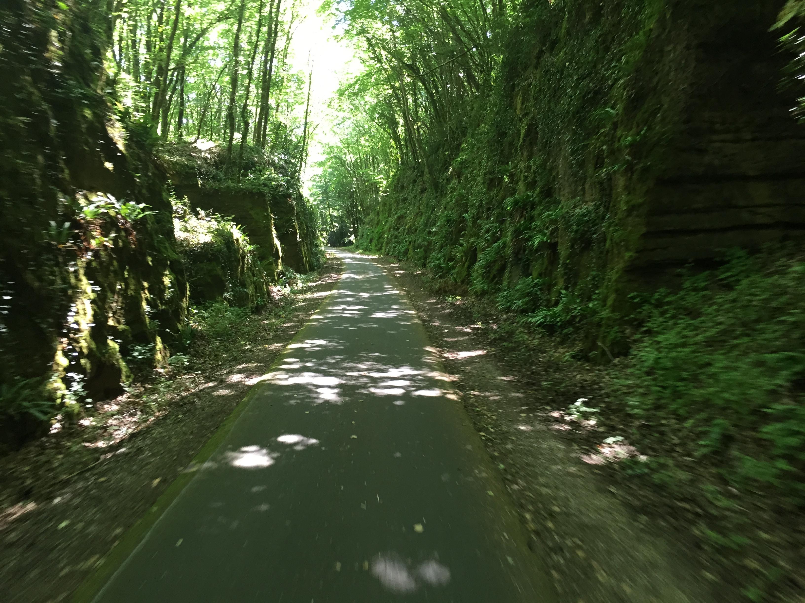 8 - Radfahren bleiben - Dordogne