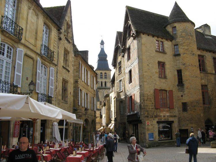 9 - Vacances à vélo - Dordogne