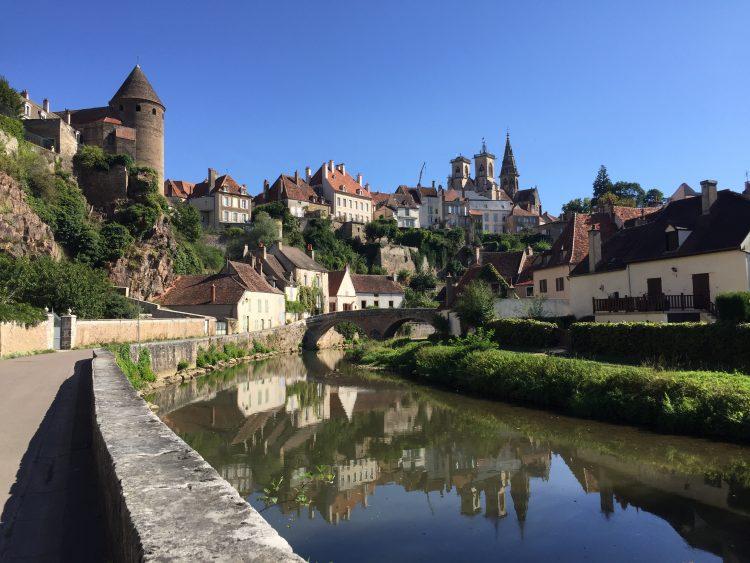 2 - Radtour - Burgund