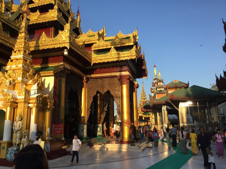 2 - Vacances à vélo - Myanmar/Birmanie