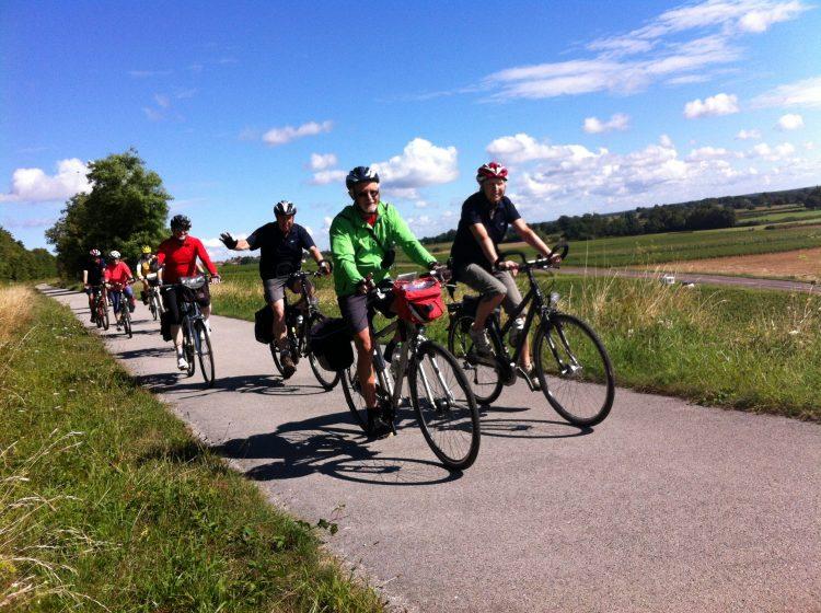 4 - Séjour à vélo - Bourgogne