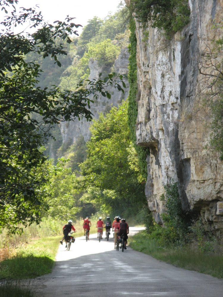 10 - Bike trip - Dordogne