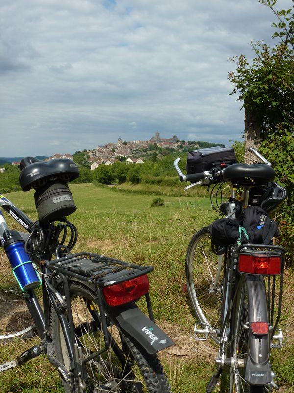 3 - Visite à vélo - Bourgogne