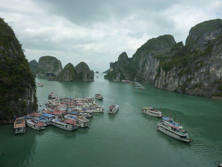8 - Vacances à vélo - Vietnam