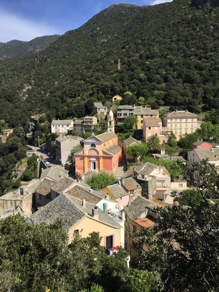 1 - Bike trip - Corsica