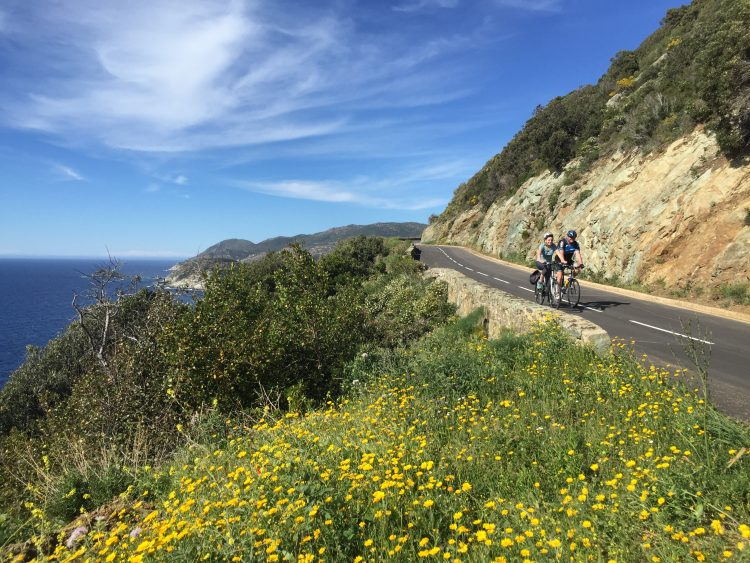 4 - Vacances à vélo - Corsica
