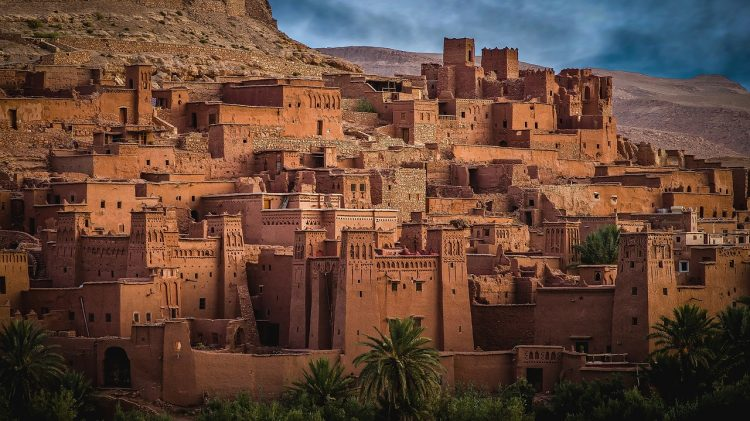 3 - Voyage à vélo - Maroc