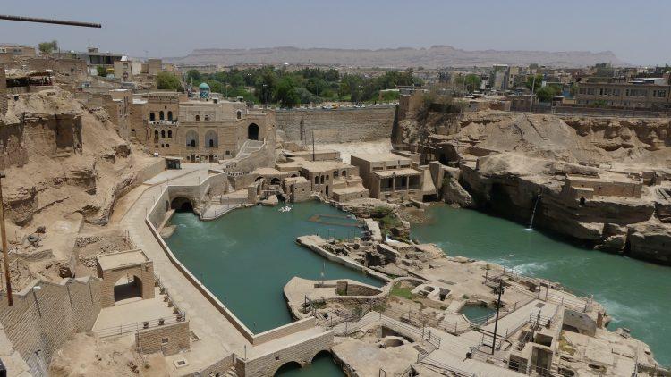 9 - Radtour - Naher und Mittler Osten