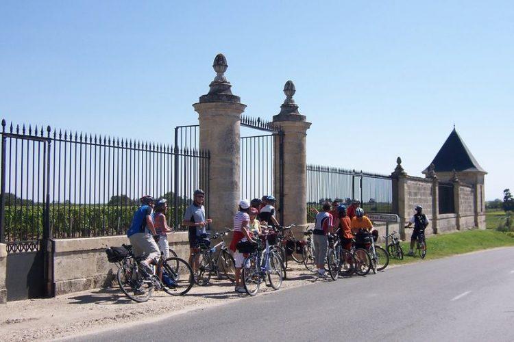 9 - Bike Tour - Aquitanien