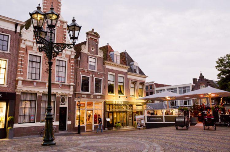 1 - France à vélo - Netherlands