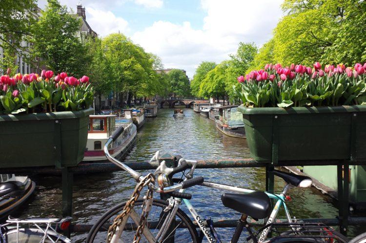 4 - Séjour à vélo - Pays Bas