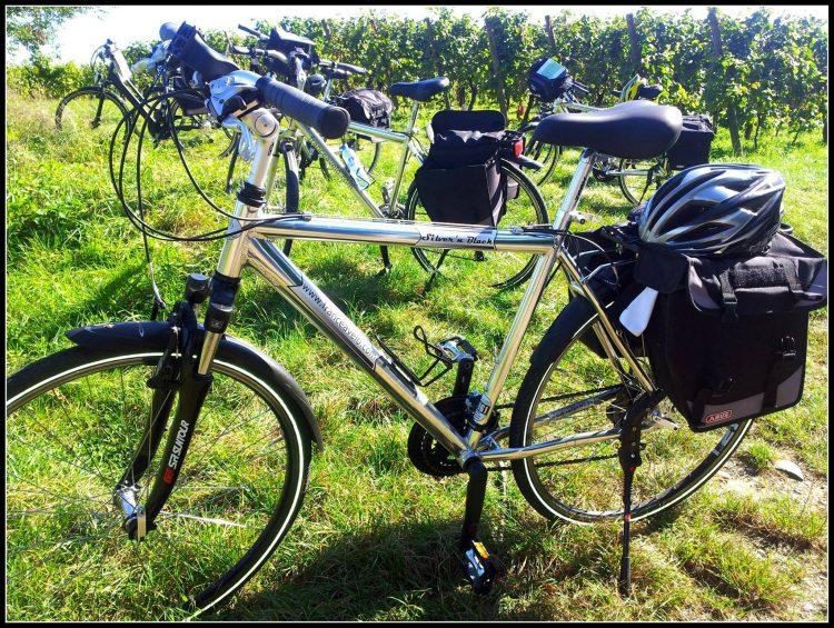 2 - Bike tour - Ile de France