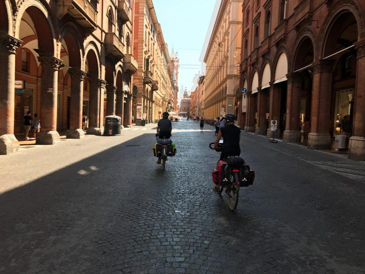 3 - Radfahren bleiben - Italien