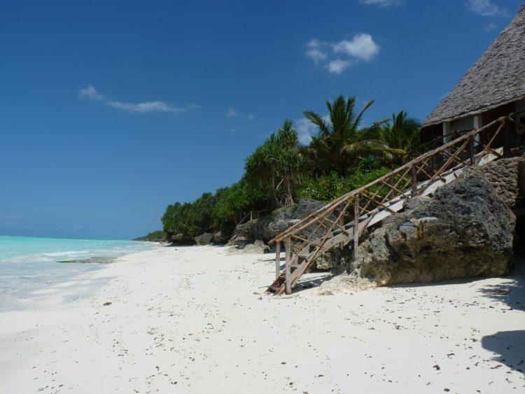 Beach of Zanzibar
